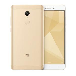 Resigilat-Telefon mobil Xiaomi Redmi Note 4X, Deca-core, Dual Sim, 64GB, 4GB, 4G, Gold (NOTE 4X)