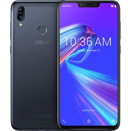 Telefon mobil Asus ZenFone Max M2 ZB633KL, Dual SIM, 32GB, 4G, Midnight black