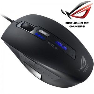 Mouse gaming ASUS GX850, USB, 5000 DPI, Negru2