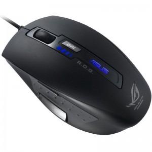 Mouse gaming ASUS GX850, USB, 5000 DPI, Negru1