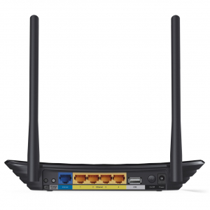 Router Wireless TP-LINK Archer C2, Dual Band, AC7501