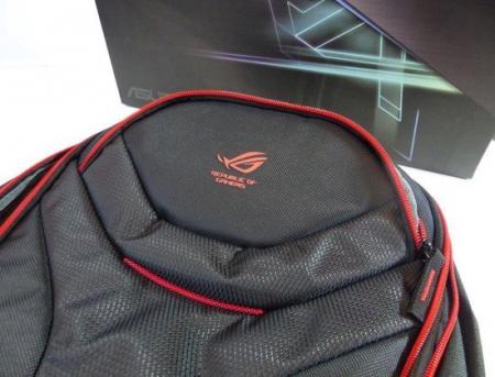 "Rucsac ASUS HB-01 pentru laptop de 17"", Black [2]"