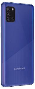 Telefon mobil Samsung Galaxy A31 (A315FD), Dual SIM, 128GB, 4GB RAM, 4G, Blue, A315GZBUEUE2