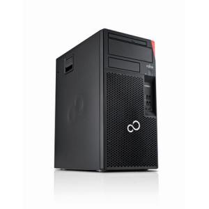 Sistem Desktop PC Fujitsu Esprimo P558/E85 cu procesor Intel® Core™ i3-8100 3.60 GHz, Coffee Lake, 4GB, Free DOS (P0558P3310EE)v11