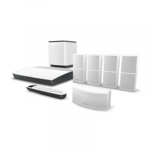 Sistem home cinema Bose Lifestyle 600, White, 761682-22100