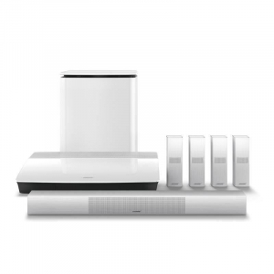 Sistem home cinema Bose Lifestyle 650, White, 761683-22100