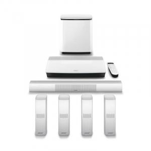 Sistem home cinema Bose Lifestyle 650, White, 761683-22101