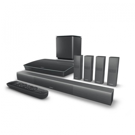 Sistem home cinema Lifestyle 650 Black2