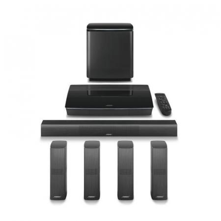 Sistem home cinema Lifestyle 650 Black1