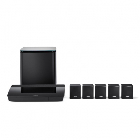 Sistem home cinema Bose Lifestyle 550, Black, 810614-21101