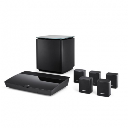 Sistem home cinema Bose Lifestyle 550, Black, 810614-21102