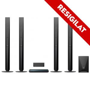 Resigilat-Sistem Home Cinema 5.1 cu Blu-ray 3D Sony BDVE6100