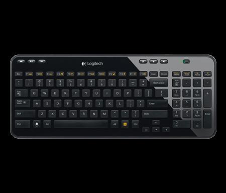 Tastatura Logitech K360, wireless0