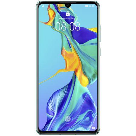 Telefon mobil Huawei P30, Dual SIM, 128GB, 6GB RAM, 4G, Aurora Blue0