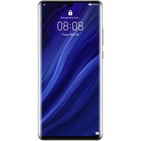 Telefon mobil Huawei P30 Pro, Dual SIM, 4G, Midnight Black0