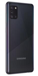 Telefon mobil Samsung Galaxy A31 (A315FD), Dual SIM, 128GB, 4GB RAM, 4G, Black, SM-A315GZKUEUE2