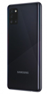 Telefon mobil Samsung Galaxy A31 (A315FD), Dual SIM, 128GB, 4GB RAM, 4G, Black, SM-A315GZKUEUE3