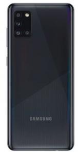 Telefon mobil Samsung Galaxy A31 (A315FD), Dual SIM, 128GB, 4GB RAM, 4G, Black, SM-A315GZKUEUE1
