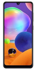 Telefon mobil Samsung Galaxy A31 (A315FD), Dual SIM, 128GB, 4GB RAM, 4G, Black, SM-A315GZKUEUE0