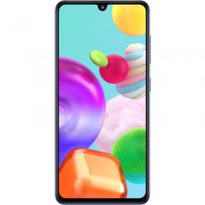 Telefon mobil Samsung Galaxy A41, Dual SIM, 64GB, 4G, Prism Crush Blue, SM-A415FZBDEUE0