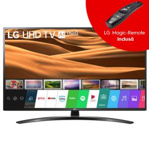Televizor LED Smart LG, 108 cm, 43UM7450PLA, 4K Ultra HD0