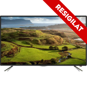 Resigilat-Televizor Smart LED, Vision Touch AND434K, 109 cm, Ultra HD 4K, Android