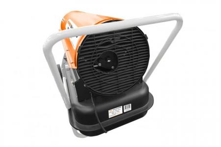 Tun de aer cald cu ardere directa RURIS Vulcano 50005