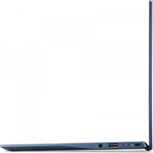 Laptop Ultrabook Acer Swift 5 SF514-54T, Intel Core i7-1065G7, 14inch Touch, RAM 16GB, SSD 512GB, Intel Iris Plus Graphics, Windows 10 Pro, Charcoal Blue (NX.HHYEX.007)7