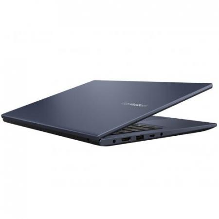 Ultrabook ASUS VivoBook X413EA-EB380, Intel Core i7-1165G7, 14inch, RAM 8GB, SSD 512GB, Intel Iris Xe Graphics, No OS, Bespoke Black [12]