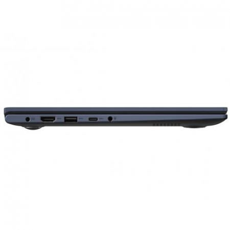 Ultrabook ASUS VivoBook X413EA-EB380, Intel Core i7-1165G7, 14inch, RAM 8GB, SSD 512GB, Intel Iris Xe Graphics, No OS, Bespoke Black [13]