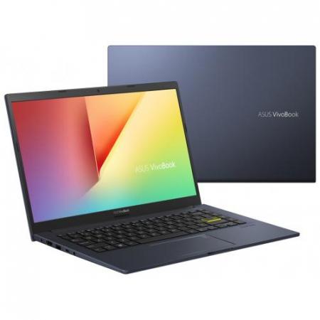 Ultrabook ASUS VivoBook X413EA-EB380, Intel Core i7-1165G7, 14inch, RAM 8GB, SSD 512GB, Intel Iris Xe Graphics, No OS, Bespoke Black [5]