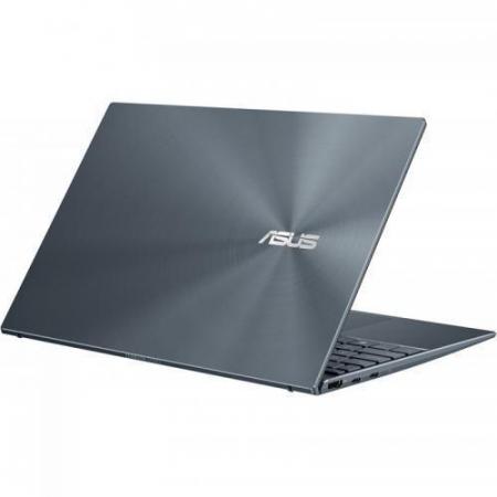 Ultrabook Asus ZenBook 13 UX325EA-KG255T, Intel Core i7-1165G7, 13.3inch, RAM 16GB, SSD 512GB, Intel Iris Xe Graphics, Windows 10, Pine Grey [11]