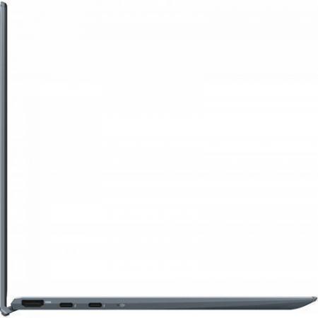 Ultrabook Asus ZenBook 13 UX325EA-KG255T, Intel Core i7-1165G7, 13.3inch, RAM 16GB, SSD 512GB, Intel Iris Xe Graphics, Windows 10, Pine Grey [9]