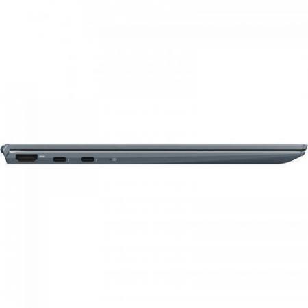 Ultrabook Asus ZenBook 13 UX325EA-KG255T, Intel Core i7-1165G7, 13.3inch, RAM 16GB, SSD 512GB, Intel Iris Xe Graphics, Windows 10, Pine Grey [7]