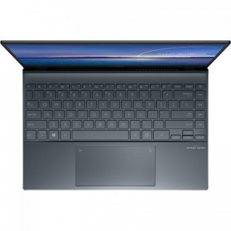 Ultrabook Asus ZenBook 13 UX325EA-KG255T, Intel Core i7-1165G7, 13.3inch, RAM 16GB, SSD 512GB, Intel Iris Xe Graphics, Windows 10, Pine Grey [1]