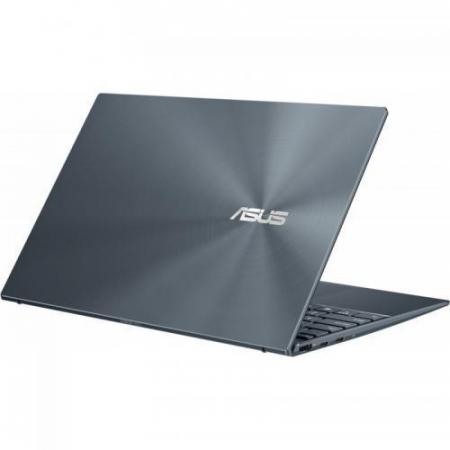 Ultrabook ASUS ZenBook 14 UX425EA-BM082, Intel Core i5-1135G7, 14inch, RAM 8GB, SSD 1TB, Intel Iris Xe Graphics, No OS, Pine Grey [5]