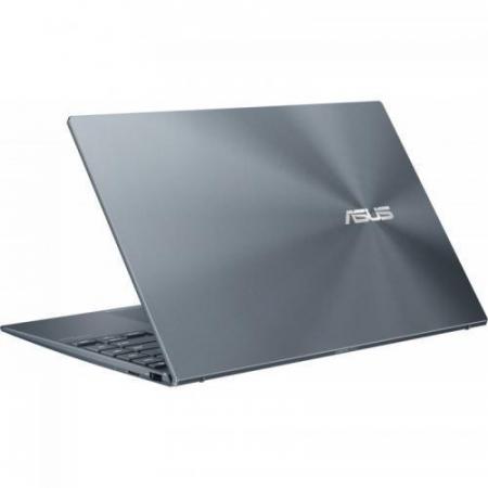 Ultrabook ASUS ZenBook 14 UX425EA-BM082, Intel Core i5-1135G7, 14inch, RAM 8GB, SSD 1TB, Intel Iris Xe Graphics, No OS, Pine Grey [6]