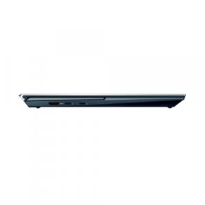 Ultrabook ASUS ZenBook Duo 14 UX482EA-HY024R, Intel Core i5-1135G7, 14inch Touch, RAM 8GB, SSD 512GB, Intel Iris Xe Graphics, Windows 10 Pro, Celestial Blue8