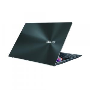 Ultrabook ASUS ZenBook Duo 14 UX482EA-HY024R, Intel Core i5-1135G7, 14inch Touch, RAM 8GB, SSD 512GB, Intel Iris Xe Graphics, Windows 10 Pro, Celestial Blue7