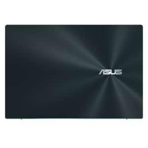 Ultrabook ASUS ZenBook Duo 14 UX482EA-HY024R, Intel Core i5-1135G7, 14inch Touch, RAM 8GB, SSD 512GB, Intel Iris Xe Graphics, Windows 10 Pro, Celestial Blue10