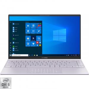 UltraBook ASUS ZenBook 14 UX425JA-BM003T, 14 FHD, Intel Core i5-1035G1 (1.0GHz, up to 3.6GHz, 6MB), Intel UHD, 16GB DDR4, SSD 512GB, no ODD, Windows 10 Home, Lila0