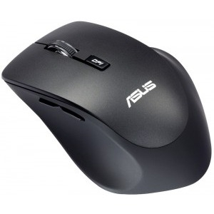Mouse optic ASUS WT425, 1600 dpi, USB, Negru1