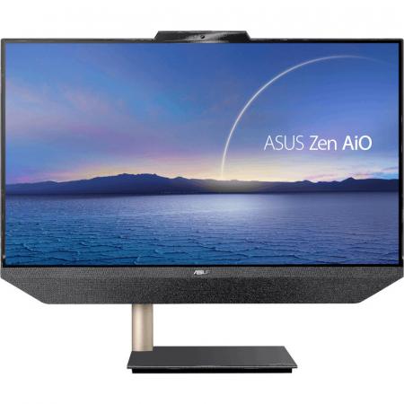 Sistem All-In-One PC ASUS Zen E5401WRAK-BA039R, 23.8 inch FHD, Procesor Intel® Core™ i5-10500T 2.3GHz Comet Lake, 16GB RAM, 512GB SSD, UHD 630, Camera Web, Windows 10 Pro [0]