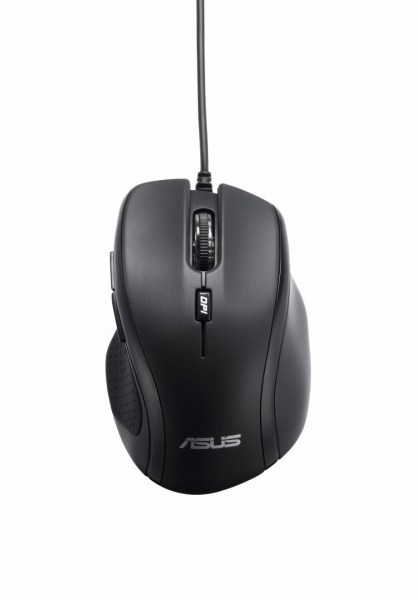 AS MOUSE UX300 PRO WIRED BLACK 0