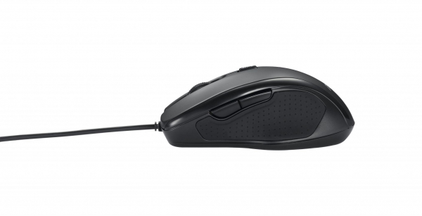 AS MOUSE UX300 PRO WIRED BLACK 1