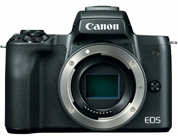 "Camera foto Canon EOS M50 Black body, 24.1 MP, DIGIC 8, ecran 3"" LCD touchscreen 4"