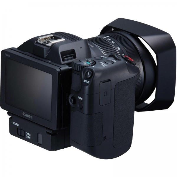 "Camera video Canon XC-10 Camcorder, 4K, 1"" CMOS Sensor,13.36 MP, zoom optic 10 4"