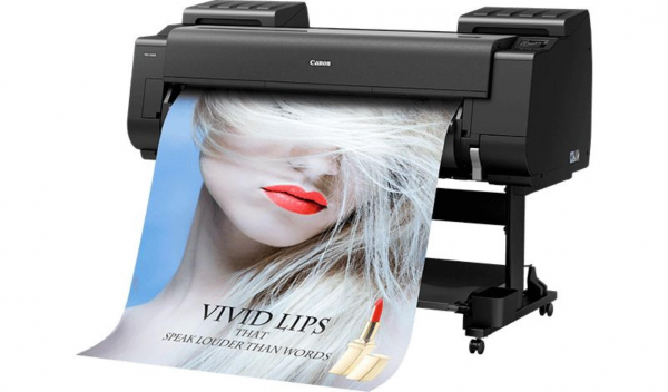 CANON PRO-4100S A0 LARGE FORMAT PRINTER 0