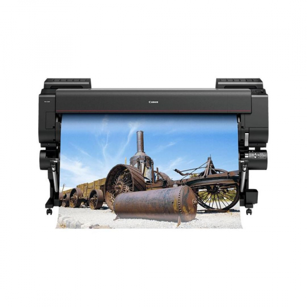 CANON PRO-6100 A0 LARGE FORMAT PRINTER 0
