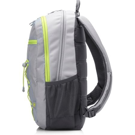 "Rucsac laptop HP Active 15.6"", Grey/Neon Yellow 1"